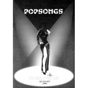 Pop Songs, популярні зарубіжні пісні для голосу і ф-но